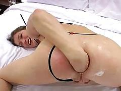 Rough Tryout #15 (Nasty Anal Gaping Submissive Whore)