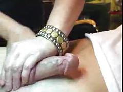 Post Sack Wax massage