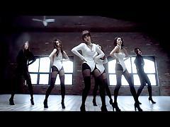 MARIONETTE - XXX porn music video (Korean, Asian, stockings)