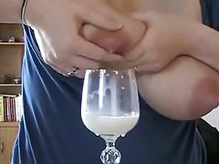 milking boobs