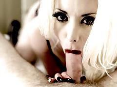 Dark lipstick 2
