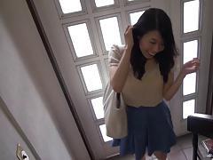 Japanese Woman enjoy a Bath