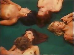 Vintage Wild West Orgy