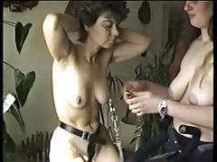 Sklave Kirsten und Herrin Biggi - SVP