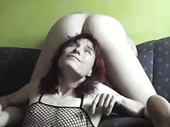 Skinny German Girl - Handjob, Sucking, Rimming, Cumming