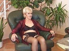 Reife Damen - spermasuchtig und schwanzgeil