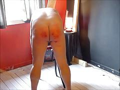 Caned by Mistress 4