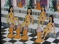 Dirty Little Adult Cartoons