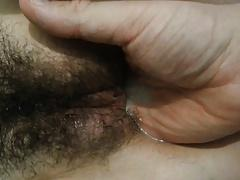 RE UP MY EX'S HAIRY USED PUSSY SQUIRTING