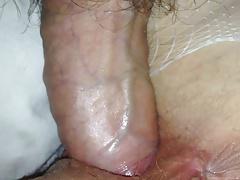 sex in white nylon pantyhose