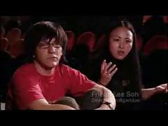 Small Asian Chinese Penis vs Big Black Abo Cock Joke