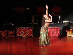 Alla Kushnir sexy Belly Dance part 144