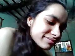Desi h girl sucking mus lovers cock