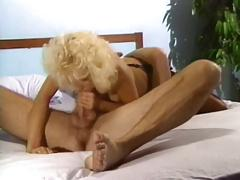 69 - sixty nine - giving and receiving - 58 - retro blond