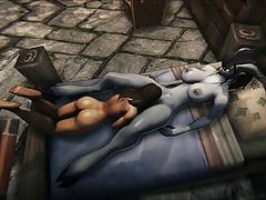 Whorecraft Episode  3 sex scenes