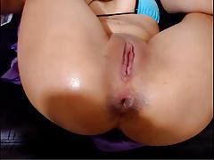 Cute Latina Beautiful Butthole