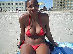 bikini ebony (xednrton)