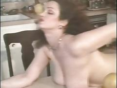 Sue Nero Kitchen Interracial scene