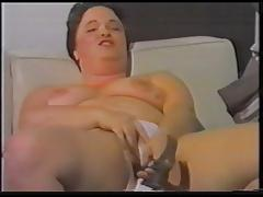 using hammer as a dildo - svensk retro 90's