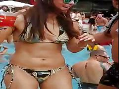 Feryal yousef famous actress sexy bikini 2014
