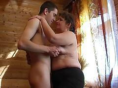 Russian mom 10