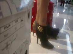 No Panties - Shoe Shop 2