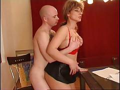 Russian mom 46