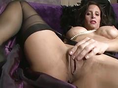Stocking Women Masturbation by Cezar73