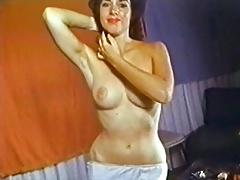 SWAY - vintage dancing striptease
