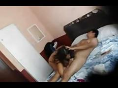 Spy hiden cam prostitute fucking in hotel room
