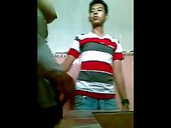 indonesia-skandal mesum karawang hijab with audio
