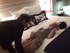 Friends will be friends - slut wife hotel fuck