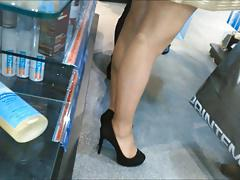 sexy french pharmacist in heels (part 4)