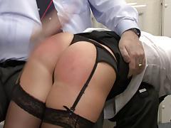 thrashed-secretary