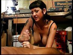 Violet Storm Pussy Technician