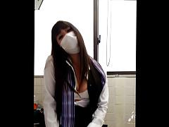 Lesbian desire in Office 1of4 censored ctoan