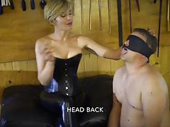 Mistress Baton aka Yvonne Van den Bergh 3