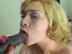 rookie interracial deepthroat
