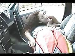 Dave Cummings Car Blowjob