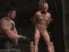 House Dom Fucks New Slave Boy