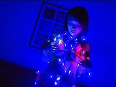 GONOI Hikari with illumination vibrator