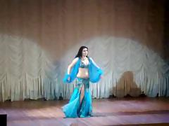 Alla Kushnir sexy Belly Dance part 154