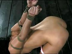 Perfect games 2 part1 - legs, nipples, throat, painful.