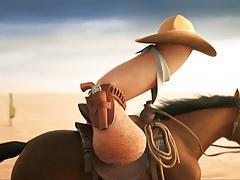 Cocky Cowboy