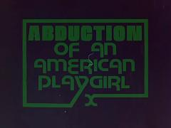 Of An American Playgirl