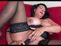 BG Milf Donna Ambrose AKA Danica 2