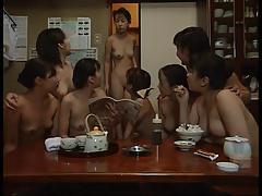 Japanese video 505 Naked landlady 3
