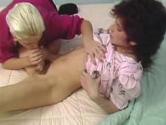 Hermaphrodite Deliah & Jeanna Fine
