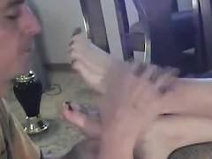 Foot Lover - Feet and Shoes Sniff & Lick