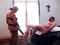 Mistress Strapons And Fists A Man